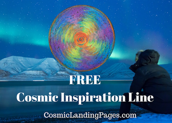 The Cosmic Inspiration Line