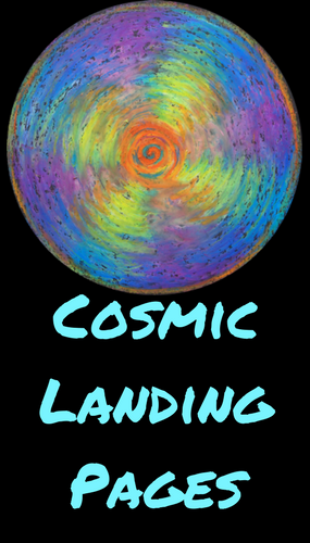 Cosmic Landing Pages
